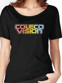 Retro Coleco Vision logo Women's Relaxed Fit T-Shirt