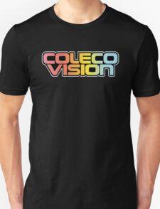 Retro Coleco Vision logo Unisex T-Shirt