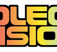 Retro Coleco Vision logo Sticker