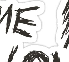 Slender - 6/8 Sticker
