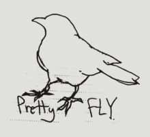 pretty fly by Ashley Peppenger