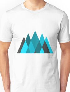 Blue Mountains Unisex T-Shirt