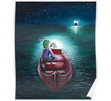 adrift- regret Poster
