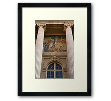 Grand Palais Details - 3 © Framed Print