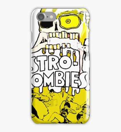 astro zombies iPhone Case/Skin