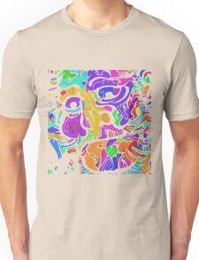 Deep Neural Hokusai 2 Unisex T-Shirt