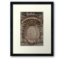 Grand Palais Details - 4 ©  Framed Print