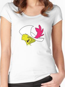 Touche Turtle - Touche Away! Women's Fitted Scoop T-Shirt