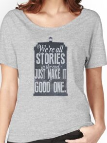 Stories Women's Relaxed Fit T-Shirt