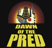 Dawn of the Pred (color) by Fishbug