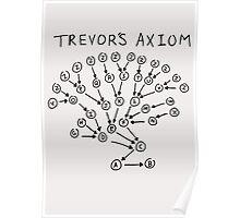Trevor's Axiom Poster