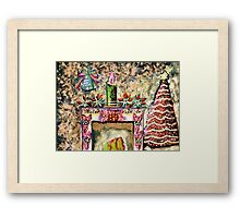 Merry Christmas to you 2 Framed Print