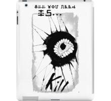 All You Need Is Kill iPad Case/Skin