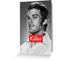 Killer Greeting Card