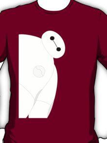 Curious Baymax T-Shirt