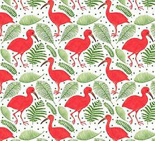 The Scarlet Ibis by haidishabrina