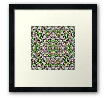 d32:instafloral Framed Print