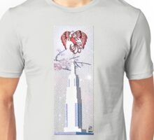 Towers of Victoria: Info Centre Unisex T-Shirt