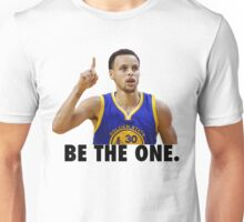 Curry - Be the one Unisex T-Shirt