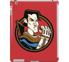 Time Travelers, Series 1 - Ash Williams (Alternate) iPad Case/Skin
