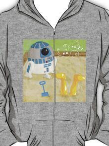 Star Wars babies - inspired by R2-D2 and C-3PO T-Shirt
