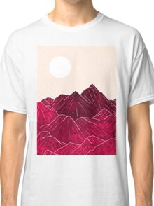Ruby Mountains Classic T-Shirt