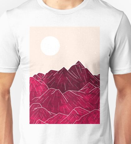 Ruby Mountains Unisex T-Shirt