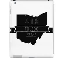 Toledo iPad Case/Skin