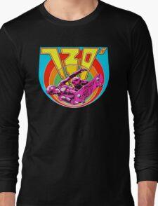 720 Degrees - Skateboard arcade game Long Sleeve T-Shirt