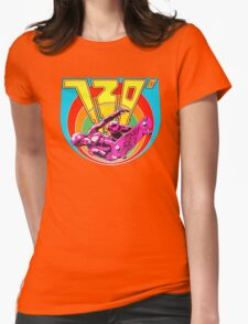 720 Degrees - Skateboard arcade game Womens Fitted T-Shirt