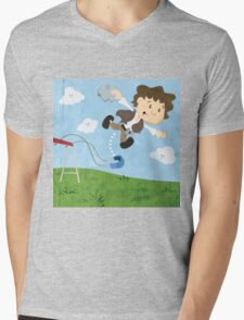 Star Wars babies - inspired by Han Solo Mens V-Neck T-Shirt