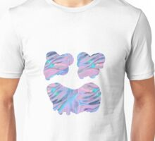 Psychedelic face Unisex T-Shirt