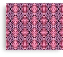7. Nature Lover: Drops on Rose Canvas Print