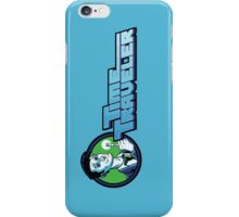 Time Travelers, Series 1 - The 10th Doctor iPhone Case/Skin