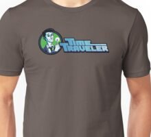 Time Travelers, Series 1 - The 10th Doctor Unisex T-Shirt