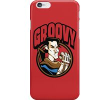 Time Travelers, Series 1 - Ash Williams (Alternate 2) iPhone Case/Skin