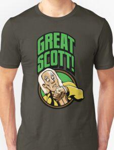 Time Travelers, Series 1 - Doc Brown (Alternate 2) T-Shirt