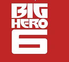Big Hero 6 by Ztw1217
