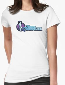 Time Travelers, Series 2 - The 11th Doctor Womens Fitted T-Shirt