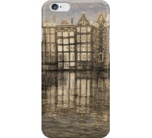 Amsterdam Reflections iPhone Case/Skin