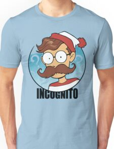 Cant Find Him Unisex T-Shirt