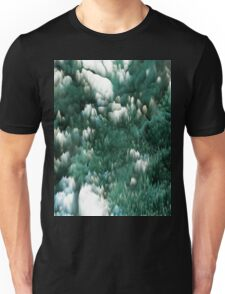 Ice and green Unisex T-Shirt