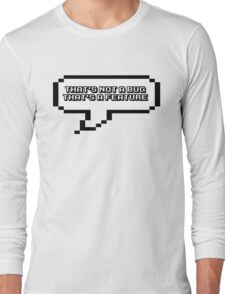 Programmer Quote Long Sleeve T-Shirt