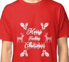 Merry Fucking Christmas Classic T-Shirt
