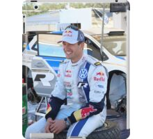Interview with a driver iPad Case/Skin