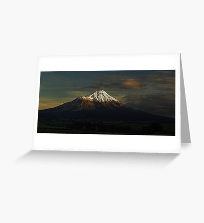 The First Light Greeting Card