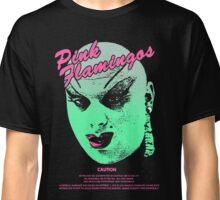 PINK FLAMINGOS Divine Design Classic T-Shirt