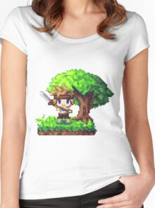 Adventurer Women's Fitted Scoop T-Shirt