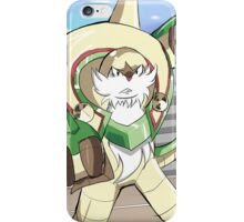 The Mighty Chesnaught iPhone Case/Skin