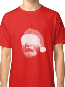 Santa for the working people Classic T-Shirt